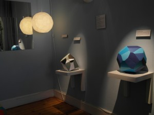 art walk polyhedra.