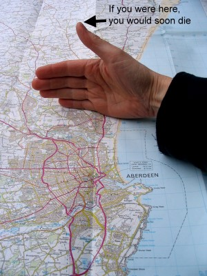 map_and_hand